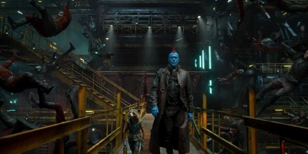 Rocket and Yondu in Guardians of the Galaxy 2