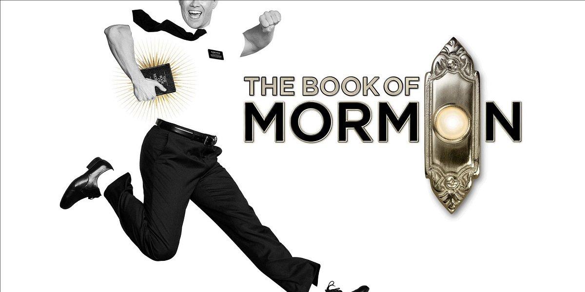 The Book of Mormon Logo