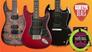 Get early access to the Guitar Center President's Day sale