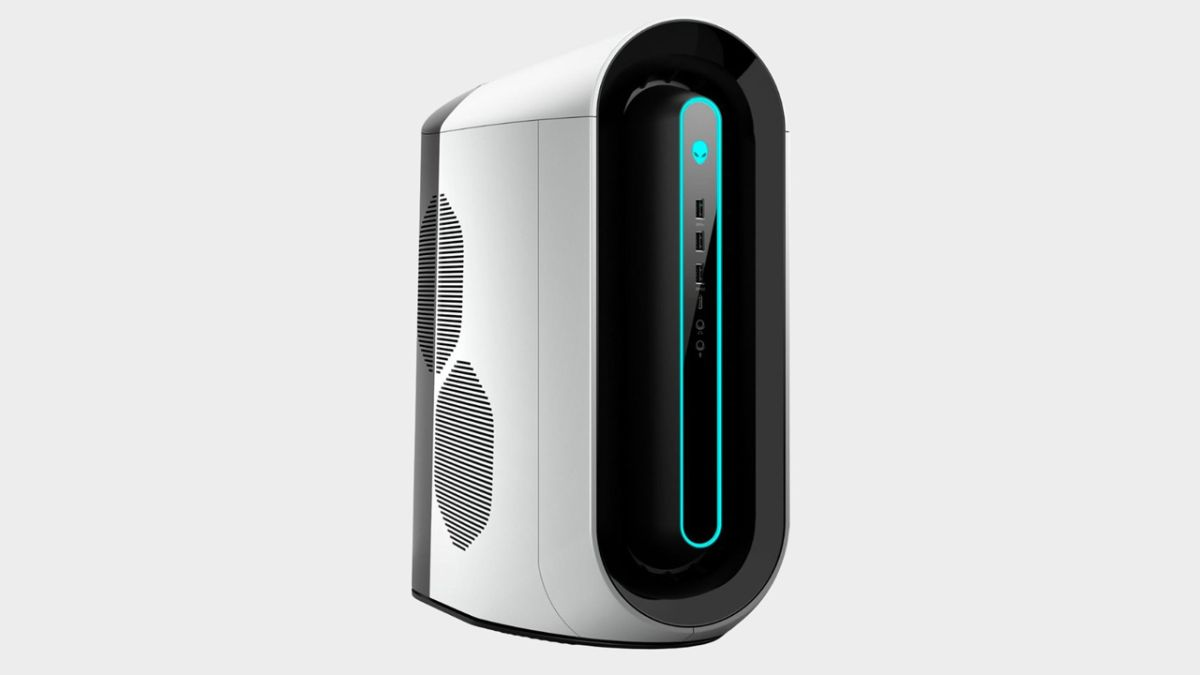 Best Alienware deal of the day: a stylish Aurora gaming desktop for only $850