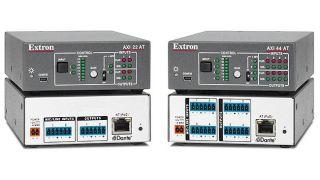 Extron Ships AXI Series Dante Audio Interfaces