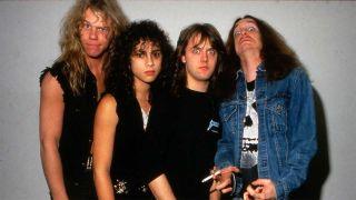 Metallica in 1985