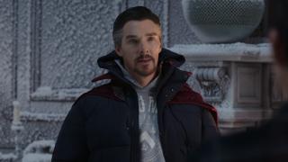 Doctor Strange in Spider-Man: No Way Home