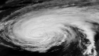 Hurricane Irene as seen on Aug. 27.