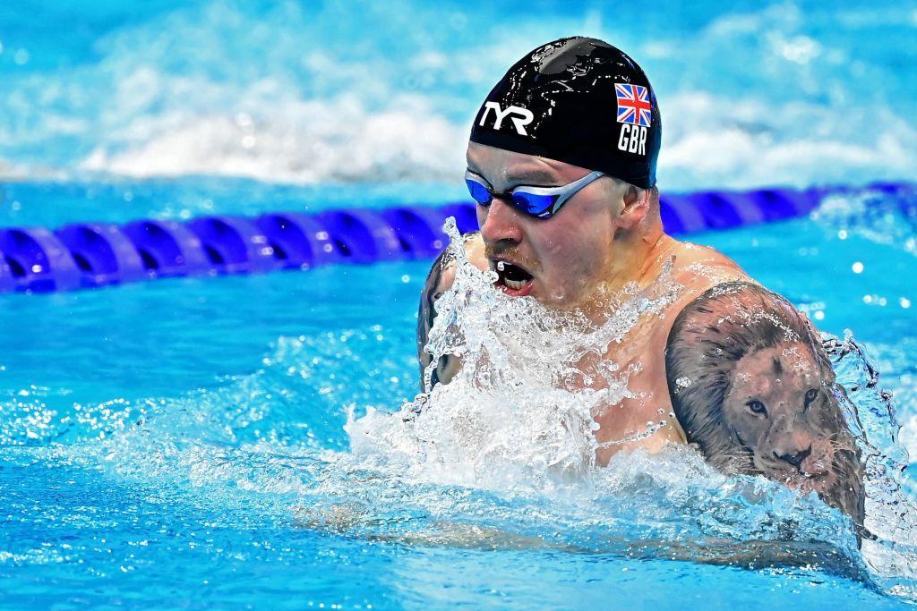 Rebecca Adlington dice que Adam Peaty debería ser inmovilizado por el oro olímpico en Tokio en espera de un desastre.