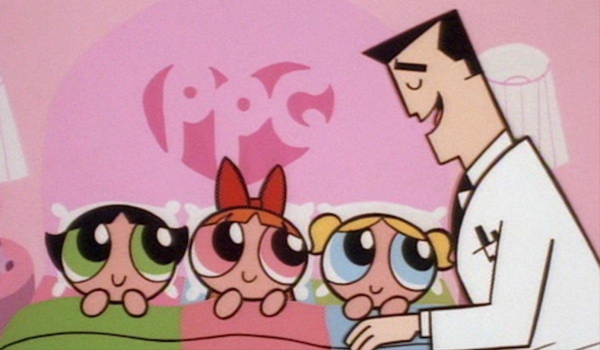 The Powerpuff Girls Cartoon Network