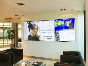 Investec Invests in Digital Signage