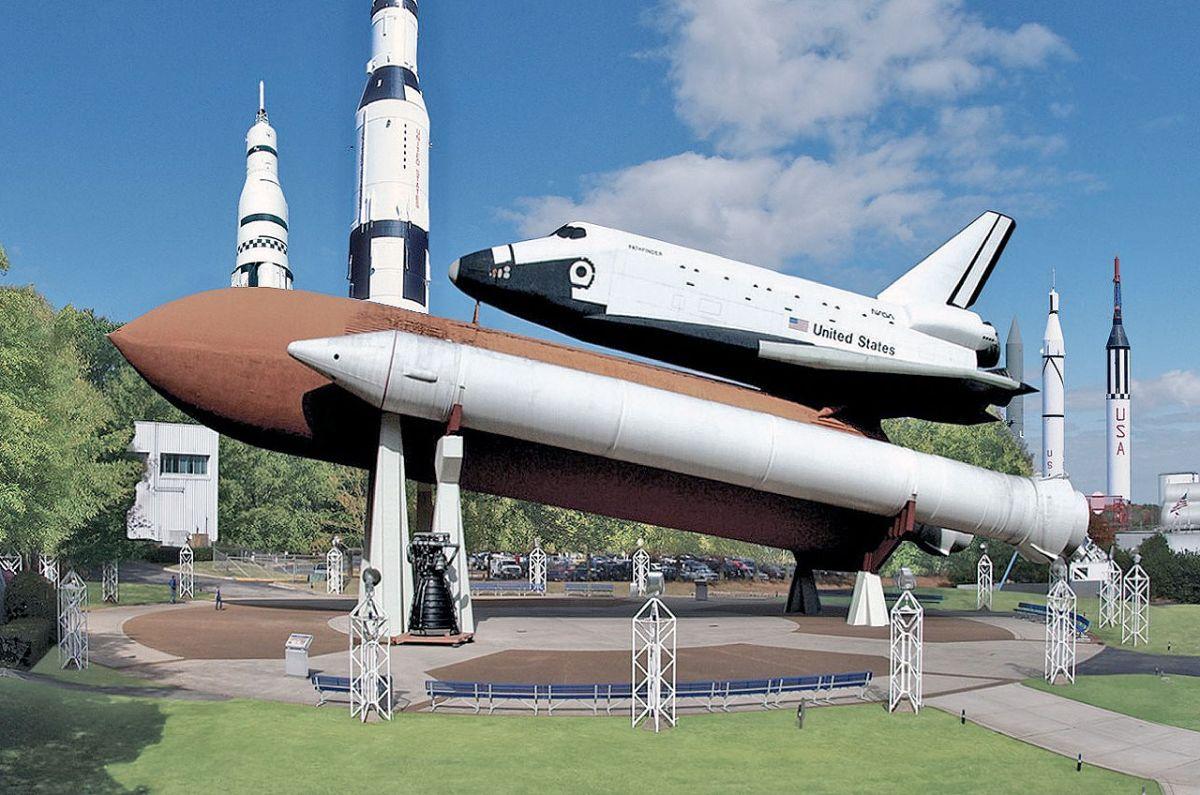 Rocket Center gets $500K grant to 'save' mock NASA space shuttle