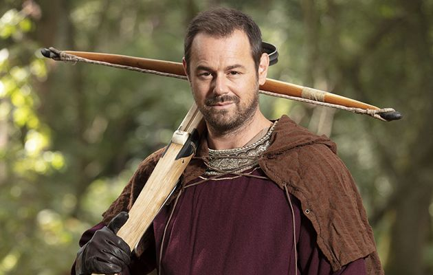 EastEnders star Danny Dyer dressed in hunting attire for his new show