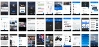 UXPin releases free Material Design UI library | Creative Bloq