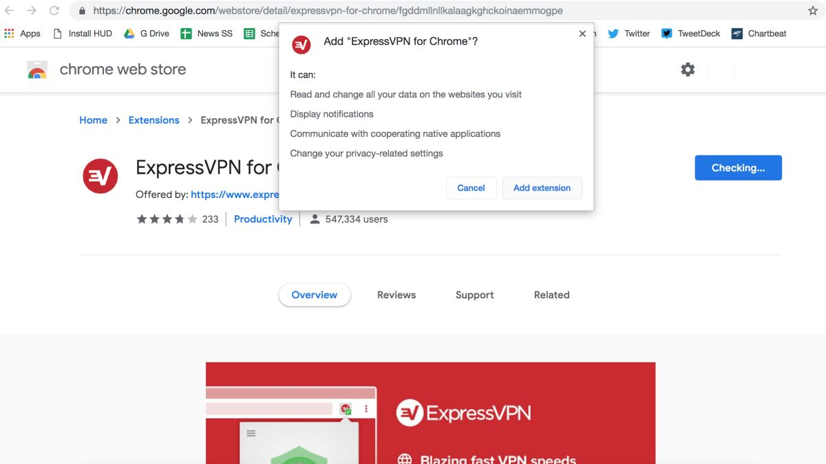 Do VPN extensions for Chrome work? | TechRadar