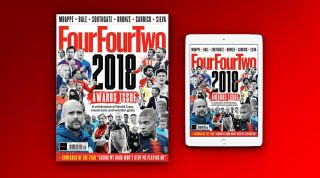 FourFourTwo January 2019