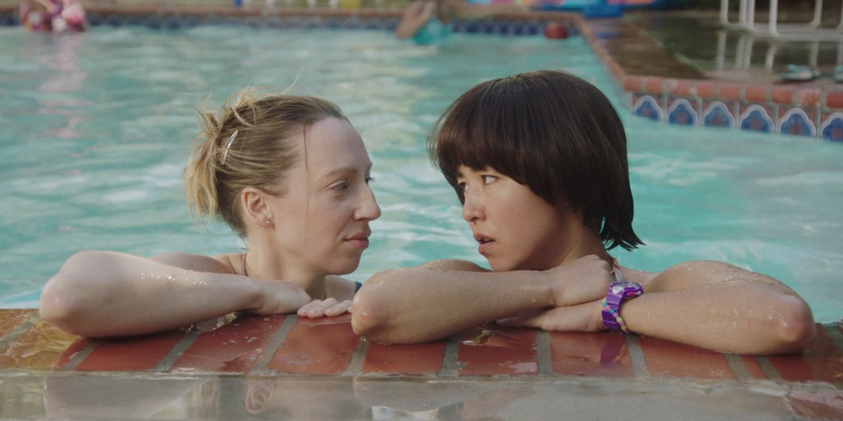 Maya and Anna in Pen15 Season 2