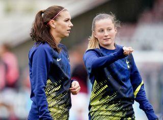 Arsenal v Tottenham Hotspur – Barclays FA Women's Super League – Meadow Park
