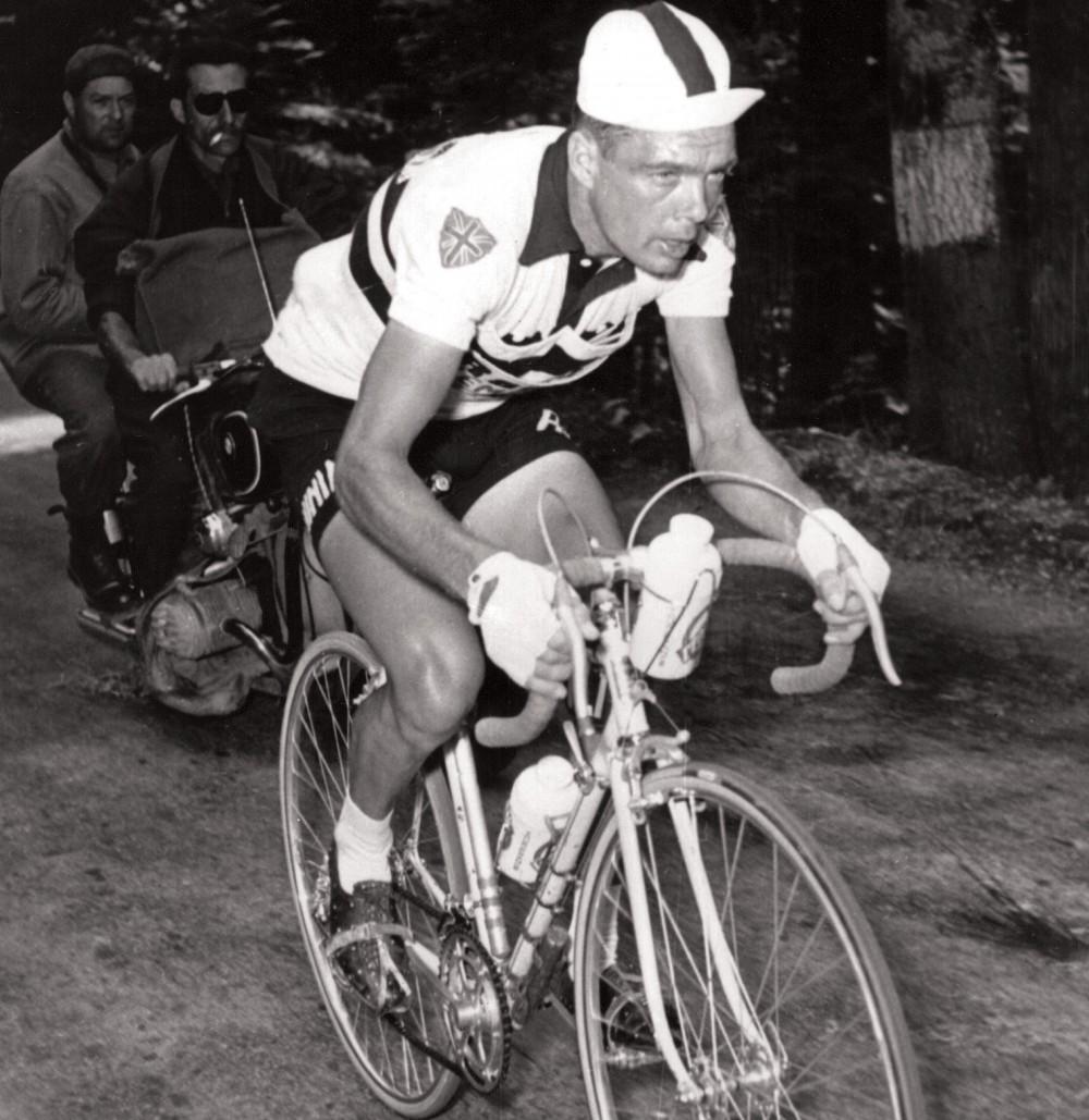 Retro Tech Brian Robinson S Tour De France Stage Winning Bike Cycling Weekly