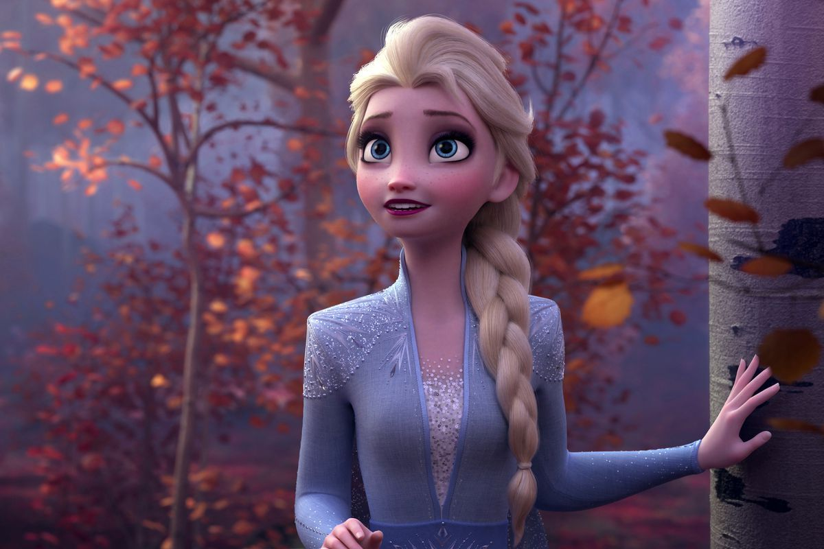 "Frozen 2's Idina Menzel talks Elsa, being a Disney Princess and going ""Into the Unknown"""