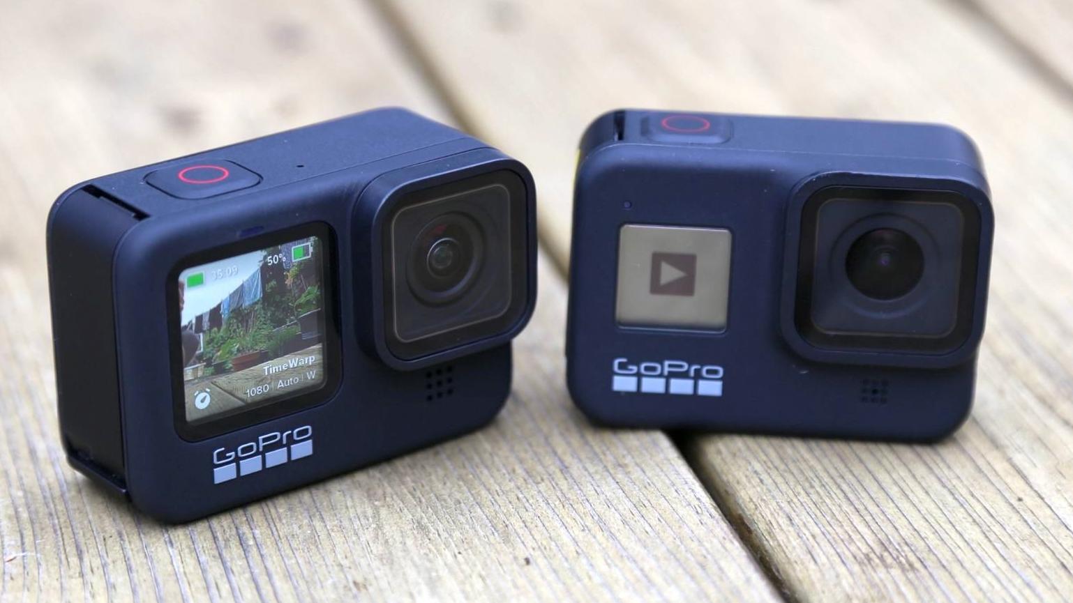 Gopro Hero 8 Vs 9 Black Digital Camera World