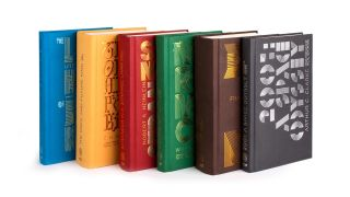 Penguin Galaxy book covers