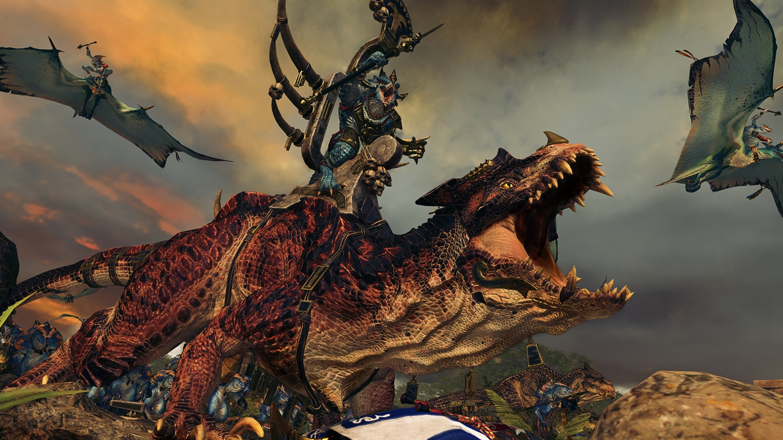 Total War Warhammer 2 Brings High Fantasy To A Redesigned Campaign