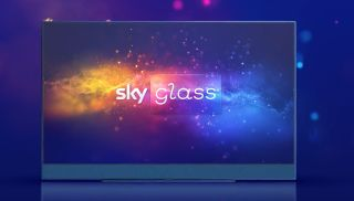 An image of the Sky Glass TV