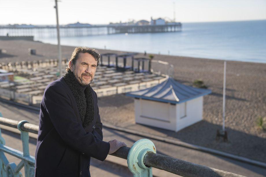 Phil Daniels in Brighton, 2019