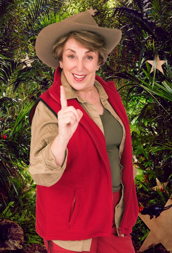 Edwina Currie on I'm A Celebrity