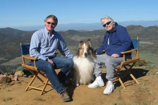 Martin Clunes in episode 8 of Martin Clunes: My Travels and Other Animals