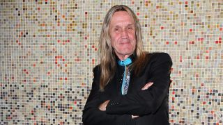 A picture of Nicko McBrain