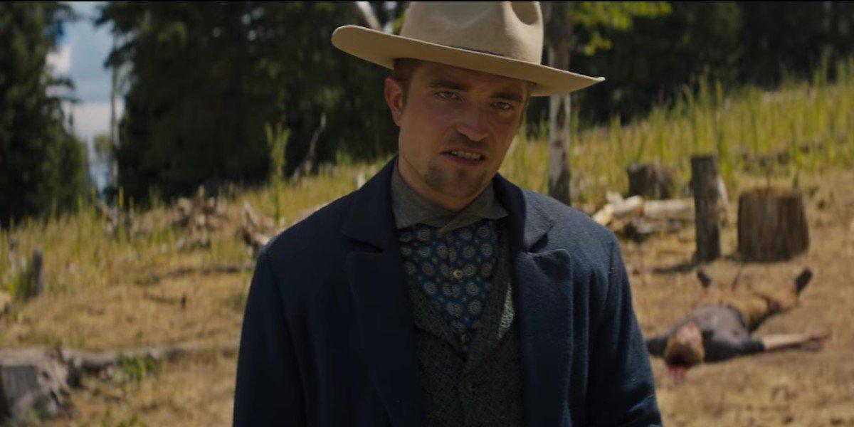 Robert Pattinson in Damsel