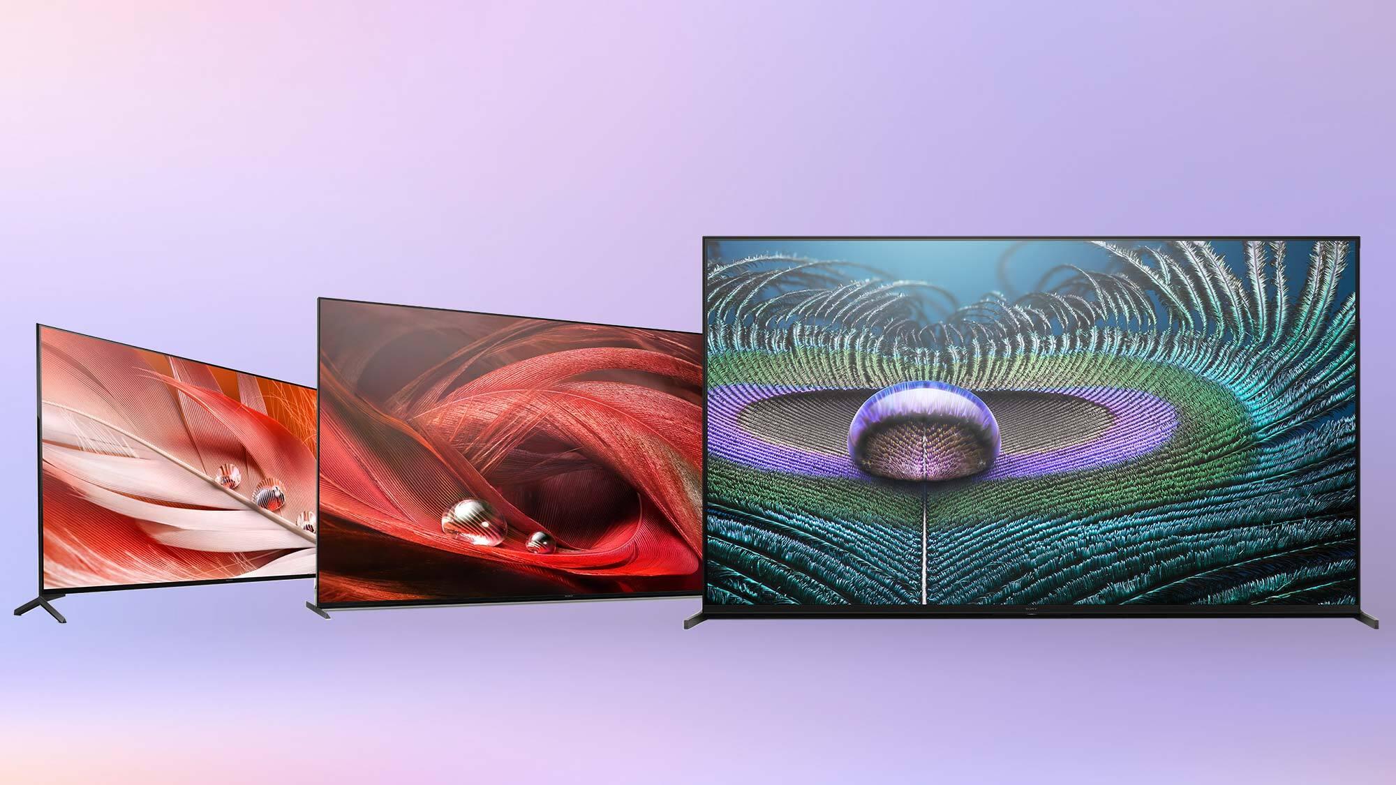Sony Bravia XR 2021 TVs