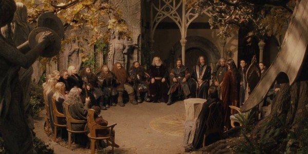 John Rhys-Davies menciptakan suara Treebeard dengan berbicara di nada terendah yang mungkin melalui megafon kayu