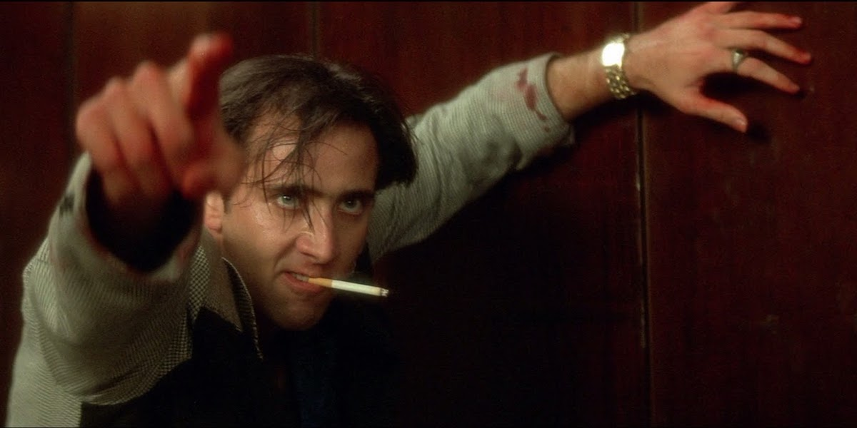 Nicolas Cage To Play Nicolas Cage In A Movie Where Nicolas Cage Is Desperate To Work With Quentin Tarantino