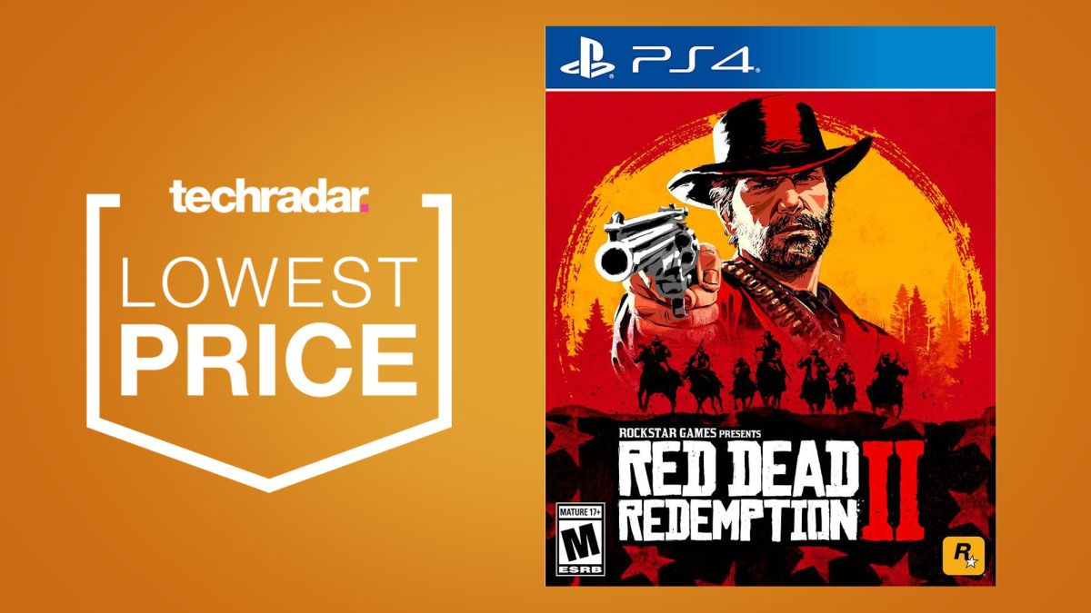 Yeehaa! Red Dead Redemption 2 is at its lowest price yet in this Cyber Monday deal