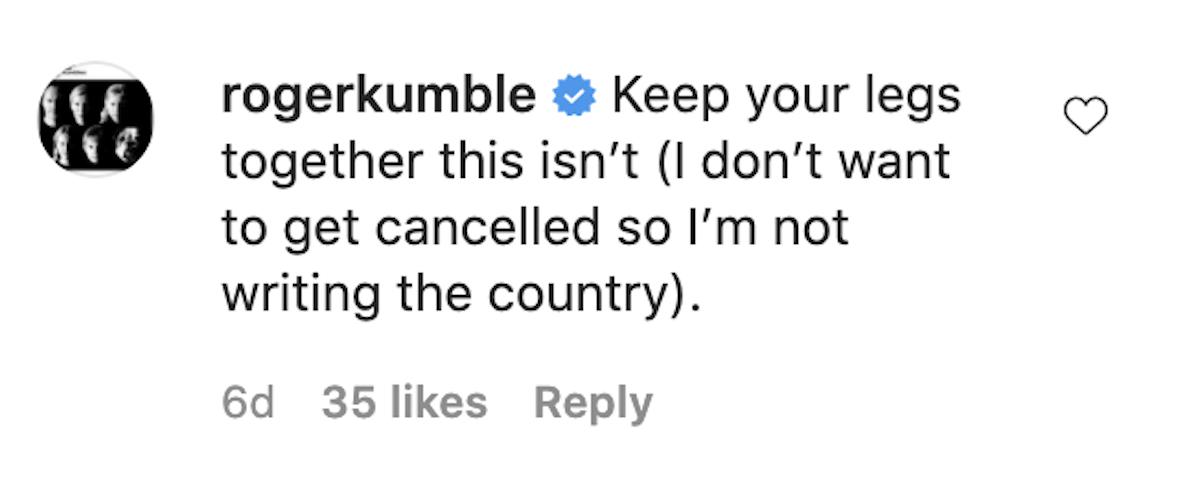 Roger Kumble