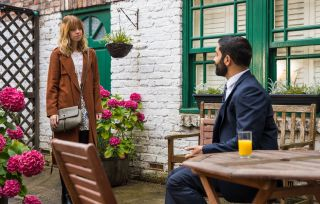 Toyah fears the answer when she asks Imran Habeeb for the truth.