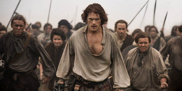outlander season 3 jamie fraser battle of culloden
