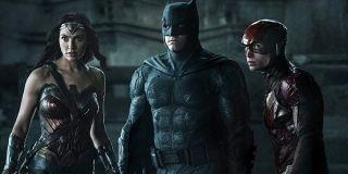 Wonder Woman Batman The Flash Justice League Warner Bros.