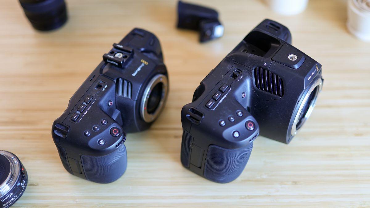 Blackmagic Pocket Cinema Camera 6K Pro vs BMPCC 4K: which is the best video camera?
