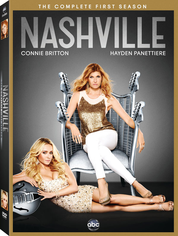 Nashville Season 1 DVD