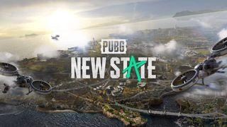 PUBG: New State art