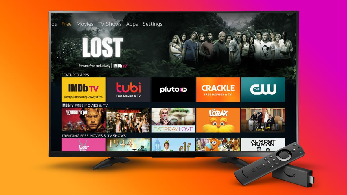 Amazon Fire Tv Takes On Roku And Samsung With New Free Tv Tab Techradar