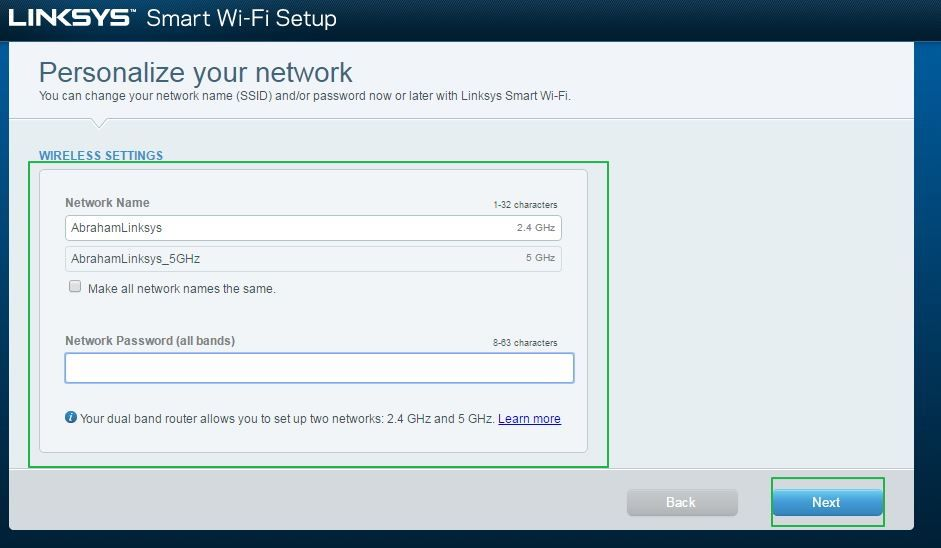 How to Set Up and Secure Your Linksys WRT1200AC Router | Tom's Guide
