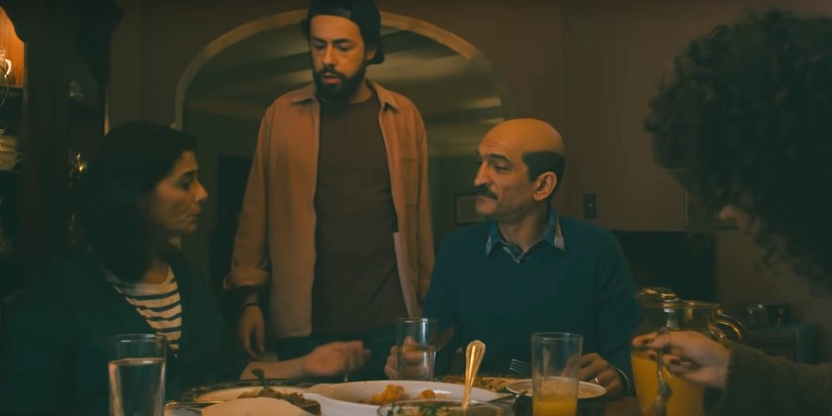 Ramy Yousseff, Hiam Abbass, and Amr Waked in Hulu's Ramy