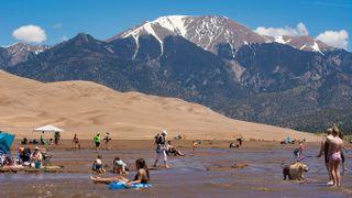 Colorado Medano Creek