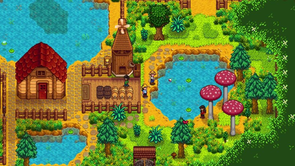 There are still undiscovered Stardew Valley secrets, creator believes