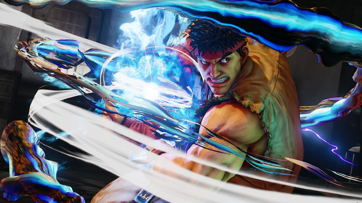 Learning Street Fighter 5 was a punishing, exhilarating experience