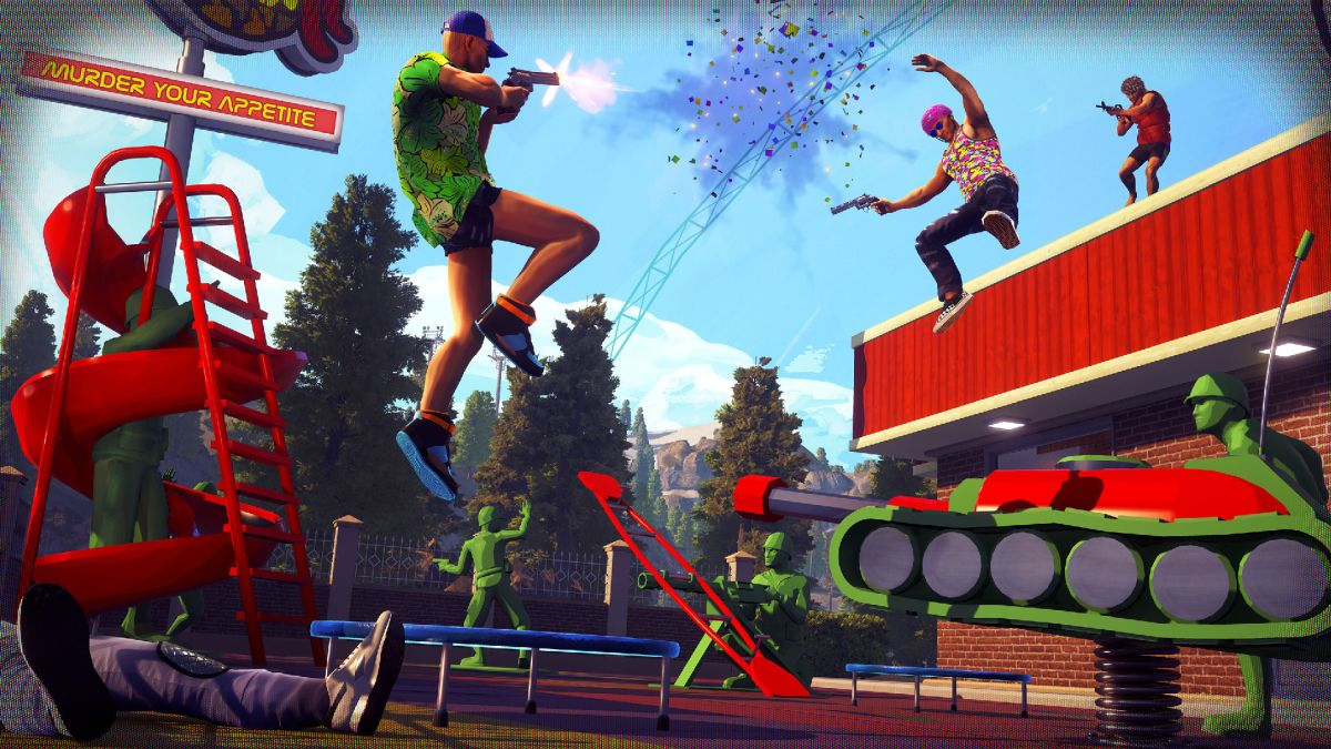 Radical Heights teases female character model and outfits