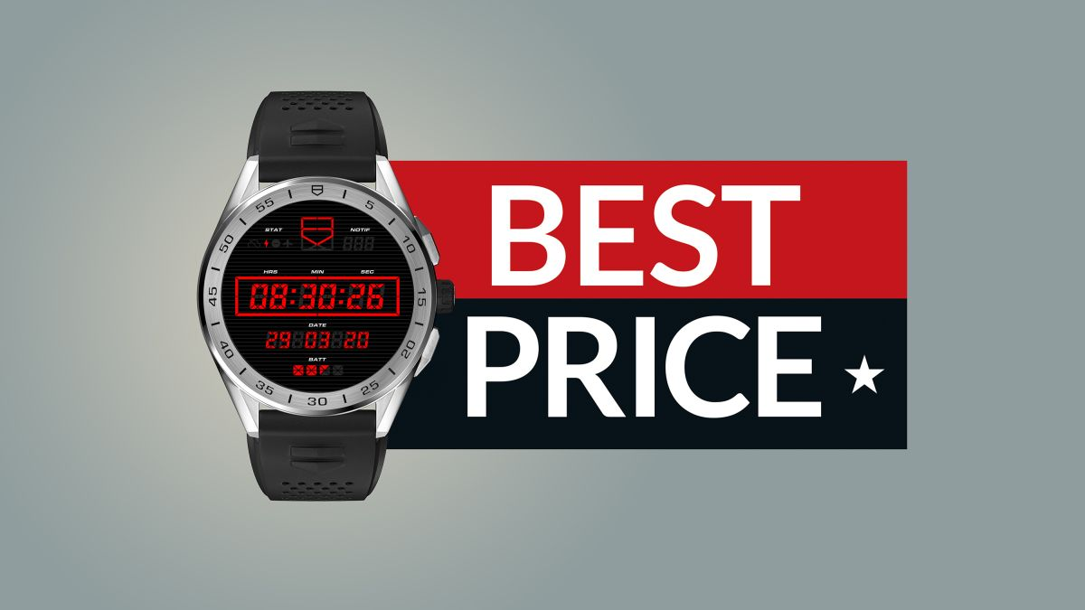 The best TAG Heuer Connected deals for May 2020