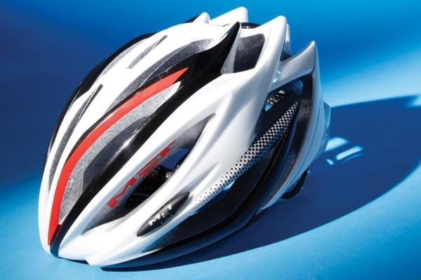 MET, CA helmets test 2013