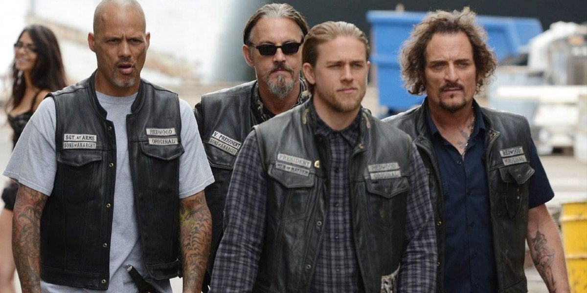 The Sons of Anarchy cast
